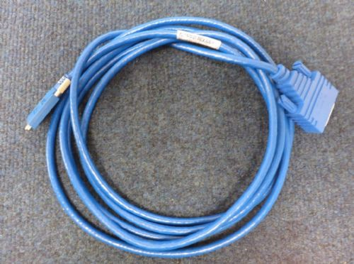 Cisco 72-1440-01 CAB-SS-X21MT 10FT DTE Smart Serial To X.21 DB15 DTE Male Cable